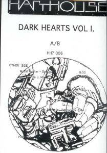 Cover - Pulsation: Harthouse Compilation - Dark Hearts - Vol. 1