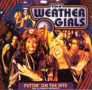 Cover - Weather Girls, The: Puttin' On The Hits