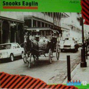 Cover - Snooks Eaglin: Blues Collection 12