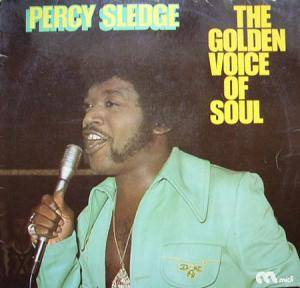 Cover - Percy Sledge: Golden Voice Of Soul, The