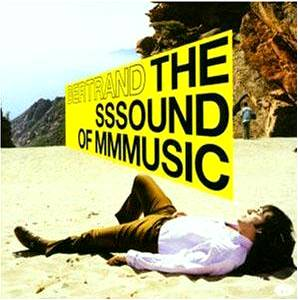 Cover - Bertrand Burgalat: Sssound Of Mmmusic, The