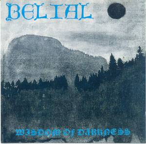 Cover - Belial: Wisdom Of Darkness