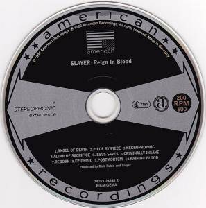 Slayer: Reign In Blood (CD) - Bild 3