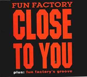 Fun Factory: Close To You - Cover