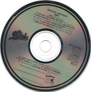 Michael Jackson: Bad (CD) - Bild 4