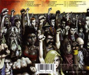Disturbed: Ten Thousand Fists (CD) - Bild 2