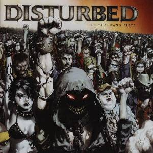 Disturbed: Ten Thousand Fists (CD) - Bild 1