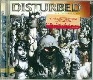 Disturbed: Ten Thousand Fists (CD) - Bild 4