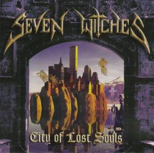 Seven Witches: City Of Lost Souls - Cover