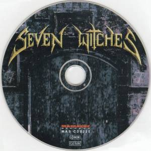 Seven Witches: City Of Lost Souls (CD) - Bild 3