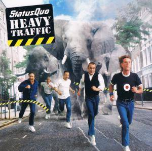 Status Quo: Heavy Traffic - Cover