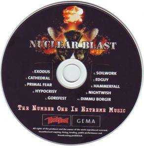 Rock Hard - Nuclear Blast - The Number One In Extreme Music (CD) - Bild 3