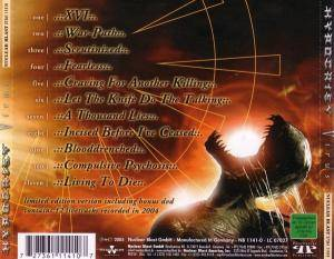Hypocrisy: Virus (CD + DVD) - Bild 2