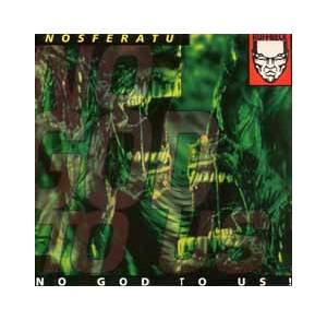 Cover - DJ Nosferatu: No God To Us !
