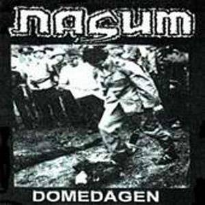 Cover - Nasum: Domedagen