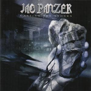 Jag Panzer: Casting The Stones - Cover