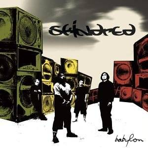 Skindred: Babylon - Cover