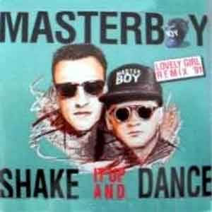 Masterboy: Shake It Up And Dance - Cover