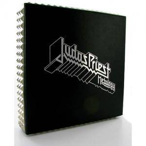 Judas Priest: Metalogy - Cover