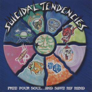 Suicidal Tendencies: Free Your Soul... And Save My Mind (CD) - Bild 1