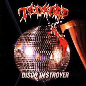Cover - Tankard: Disco Destroyer