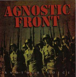 Cover - Agnostic Front: Another Voice