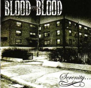 Cover - Blood For Blood: Serenity...