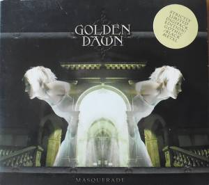 Cover - Golden Dawn: Masquerade