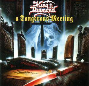 King Diamond / Mercyful Fate: A Dangerous Meeting (Split-CD) - Bild 1