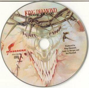 King Diamond: House Of God (CD) - Bild 3