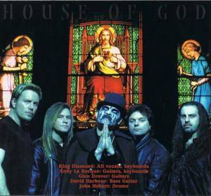 King Diamond: House Of God (CD) - Bild 4