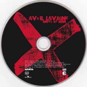 Avril Lavigne: Under My Skin (CD) - Bild 3