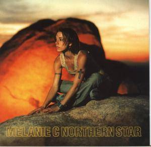 Melanie C: Northern Star - Cover