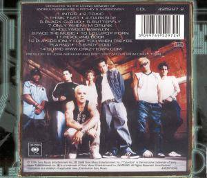 Crazy Town: The Gift Of Game (CD) - Bild 2