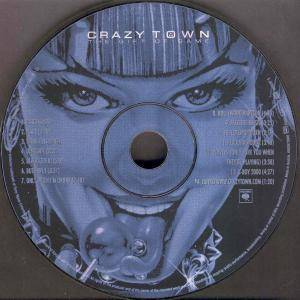Crazy Town: The Gift Of Game (CD) - Bild 3