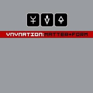 Cover - VNV Nation: Matter + Form