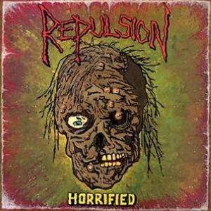 Repulsion: Horrified - Cover