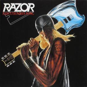 Razor: Executioner's Song (LP) - Bild 1