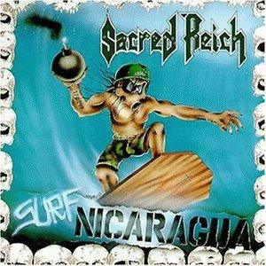 Sacred Reich: Surf Nicaragua - Cover