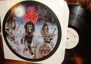 Slayer: Live Undead (LP) - Bild 2
