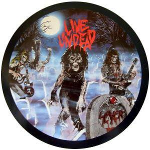 Slayer: Live Undead (LP) - Bild 1