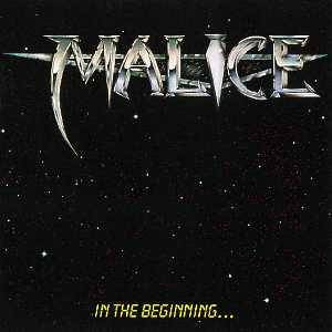 Malice: In The Beginning... (LP) - Bild 1