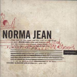 Norma Jean: O' God, The Aftermath - Cover