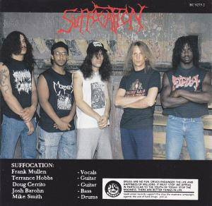 Suffocation: Effigy Of The Forgotten (CD) - Bild 2