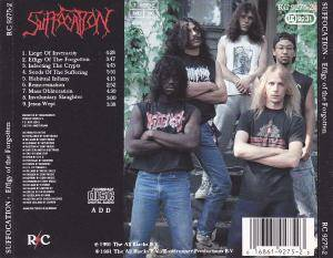 Suffocation: Effigy Of The Forgotten (CD) - Bild 3