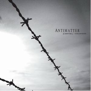 Antimatter: Planetary Confinement - Cover