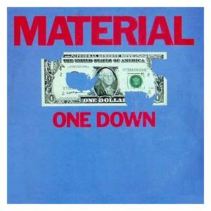 Material: One Down - Cover