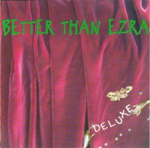 Cover - Better Than Ezra: Deluxe