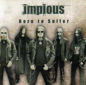 Cover - Impious: Born To Suffer