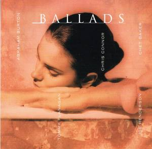 Cover - Tommy Flanagan: Ballads